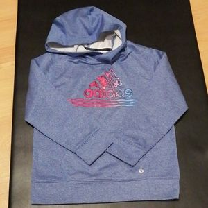 Other - Adidas sweater on hood